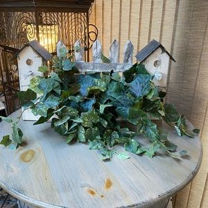 Etsy Farmhouse Rustic birdhouse planter